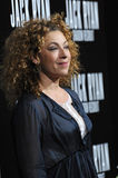 Alex Kingston Royalty Free Stock Images