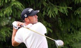 Alex Mandonnet am Golf Prevens Trpohee 2009 Stockfoto