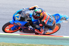 Alex Marquez. Moto3 Royalty Free Stock Photography