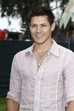 Alex Meraz, Elizabeth Glaser Stock Photo