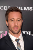 Alex O'Loughlin Stock Foto