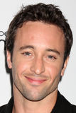 Alex O'Loughlin Royalty Free Stock Images
