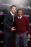 Alex O'Loughlin,Anthony Anderson Royalty Free Stock Image