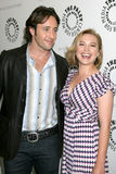 Alex O'Loughlin,Sophia Myles Stock Image