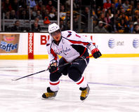Alex Ovechkin Washington Capitals Royalty Free Stock Image