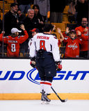 Alex Ovechkin Washington Capitals Stock Images