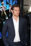 Alex Pettyfer arrives at the  Royalty Free Stock Photography