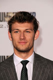 Alex Pettyfer Stock Photo