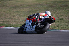 Alex Polita - Ducati 1198R - Barni Racing stock photo