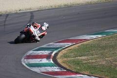 Alex Polita - Ducati 1198R - Barni Racing Royalty Free Stock Images