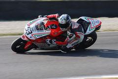 Alex Polita - Ducati 1198R - Barni Racing Stock Images