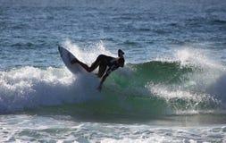 Alex Ribeiro - Australian aberto de surfar fotografia de stock royalty free