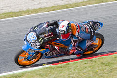Alex Rins Royalty Free Stock Photos