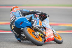 Alex Rins Moto3 Obraz Royalty Free