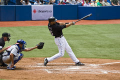 Alex Rios Royalty Free Stock Image