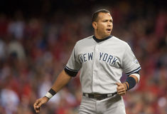 Alex Rodriguez Stock Photography