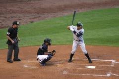 Alex Rodriguez, de Yankees van New York stock fotografie