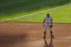 Alex Rodriguez van de Yankees van New York stock foto's