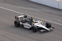 Alex Tagliani 77 Indianapolis 500 Pole Sitter Indy Royalty Free Stock Images