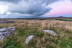 Alex Tor on Bodmin Moor Royalty Free Stock Image