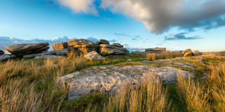 Alex Tor on Bodmin Moor Royalty Free Stock Photo