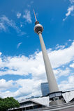 Alex TV tower Royalty Free Stock Images