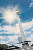 Alex TV tower Royalty Free Stock Photography
