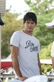 Alex Yoong, um excitador anterior de Malaysia F1 Imagens de Stock