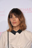 Alexa Chung Royalty Free Stock Photos