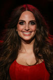 Alexa Ray Joel walks the runway at the Go Red For Women Red Dress Collection 2015 Royalty Free Stock Photos