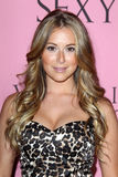 Alexa Vega kommt in Victoria's Secret an, was reizvoll ist? Party Lizenzfreies Stockbild