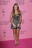 Alexa Vega kommt in Victoria's Secret an, was reizvoll ist? Party Stockbild
