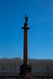 Alexander Column Photo stock