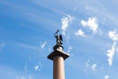 Alexander Column Imagem de Stock