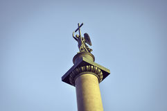 Alexander Column top Stock Photos
