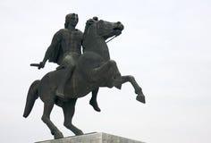 Alexander el grande Imagenes de archivo