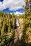Alexander Falls, British Columbia, Canada Royalty Free Stock Photography