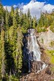 Alexander Falls, British Columbia, Canada Royalty Free Stock Photo