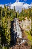 Alexander Falls, Brits Colombia, Canada Stock Foto's