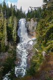 Alexander falls in Callaghan Valley Royalty Free Stock Images