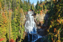 Alexander Falls in Canada Stock Images