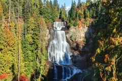Alexander Falls dans le Canada Images stock