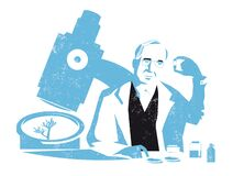 Free Alexander Fleming Discoverer Of Penicillin. Scottish Biologist, Physician, Microbiologist, And Pharmacologist Royalty Free Stock Photography - 188845027