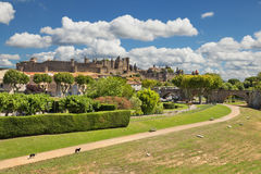 Carcassonne. France Royalty Free Stock Photography