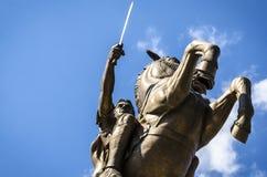 Alexander The Great Fotografie Stock