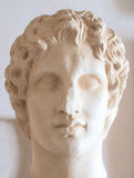 Alexander the Great. Royalty Free Stock Photos