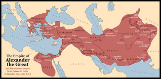 Alexander the Great Empire