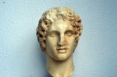 Alexander the Great Stock Photography