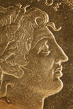 Alexander the Great portrait Royalty Free Stock Photography