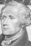Alexander Hamilton Portrait Royalty Free Stock Images